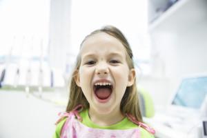 zubní kaz u detí
