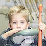 """Ošetření """"neošetřitelného"""" dítěte u zubního lékaře"""